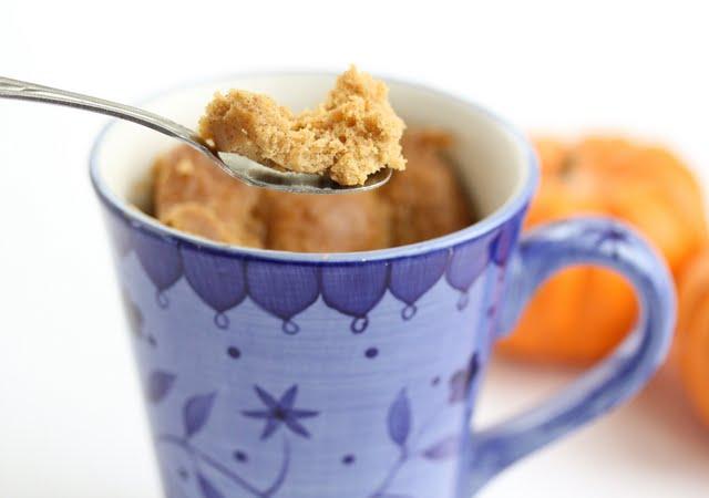 Pie in a mug!